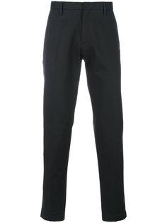 классические брюки с карманами с клапанами  Emporio Armani