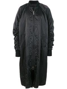 пальто-бомбер D.Gnak