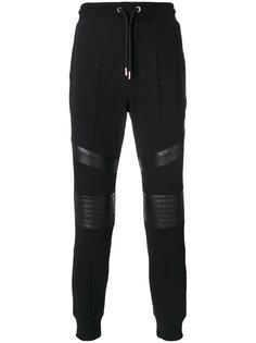 байкерские спортивные брюки Les Hommes Urban