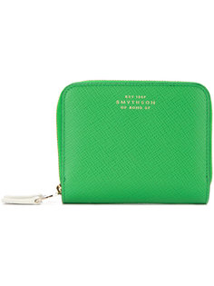 double zip wallet Smythson