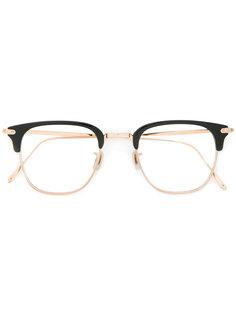 square frame glasses Eyevan7285
