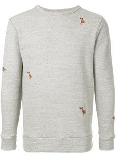round neck sweatshirt  Jupe By Jackie