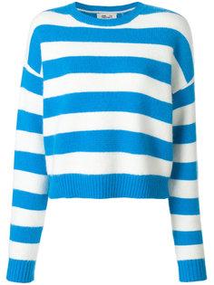 свитер в полоску  Diane Von Furstenberg