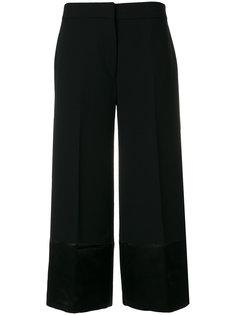 укороченные широкие брюки Victoria Victoria Beckham