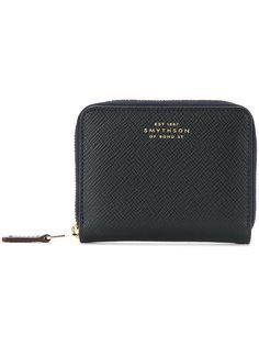 zip around wallet Smythson