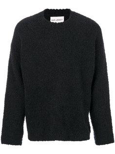 классический трикотажный свитер Our Legacy