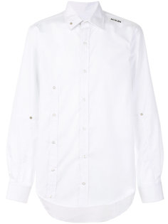 асимметричная рубашка Icosae