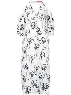 Washer Rose cold shoulder dress Manning Cartell