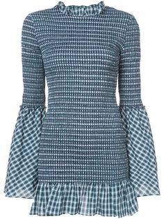 клетчатое платье Petersyn