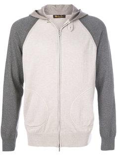 zipped hoodie  Loro Piana