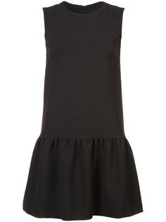 sleeveless dress Nicole Miller