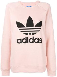 толстовка с трилистником  Adidas Originals