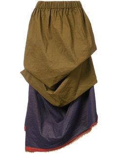 layered skirt Uma Wang