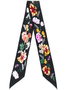floral print scarf Rockins