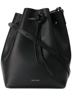 сумка-ведро в двух тонах Mansur Gavriel