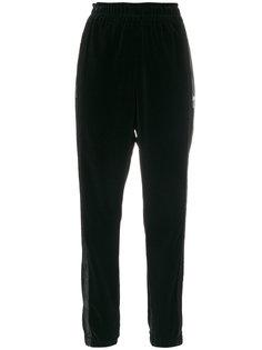 спортивные брюки с полосками  Sonia Rykiel