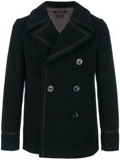 двубортное пальто Marc Jacobs