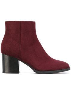 ботинки по щиколотку Pollini