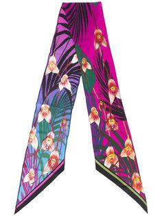 шарф с цветочным мотивом Rockins