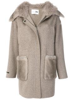 пальто с капюшоном Manzoni 24