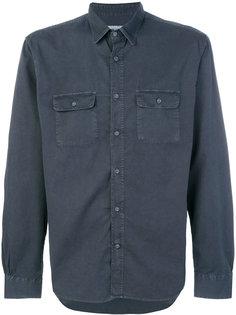 рубашка с накладными карманами Officine Generale