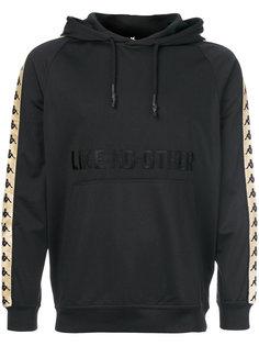 metallic trim printed sweatshirt Kappa