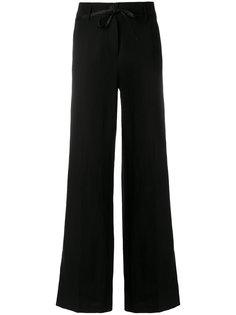 широкие брюки с завышенной талией  Ann Demeulemeester
