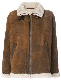 classic shearling jacket  Salvatore Santoro