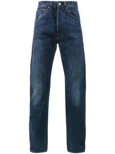 винтажные джинсы с выцветшим эффектом Levis Vintage Clothing