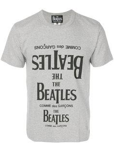футболка The Beatles X Comme des Garçon The Beatles X Comme Des Garçons