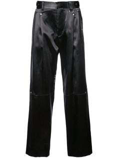 tailored pleated trousers Icosae