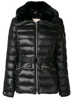 приталенная дутая куртка  Michael Kors