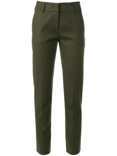 cropped trousers Piazza Sempione