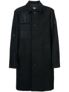 patch detail coat Yang Li