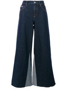 расклешенные джинсы с необработанными краями Ck Jeans
