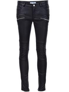 байкерские джинсы  Anine Bing