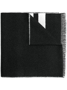 полосатый шарф Givenchy