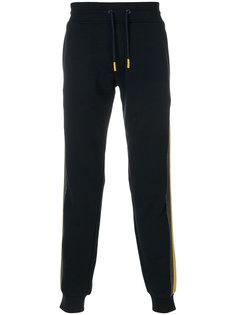 спортивные брюки с контрастными полосками Armani Jeans