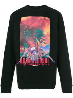 Tecks sweatshirt Marcelo Burlon County Of Milan