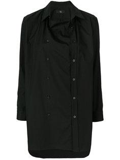 двубортная блузка  Ys Y`s
