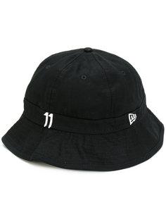 шляпа с вышитой цифрой 11 11 By Boris Bidjan Saberi