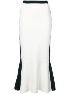 расклешенная юбка макси Diane Von Furstenberg