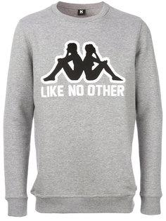 branded sweatshirt Kappa