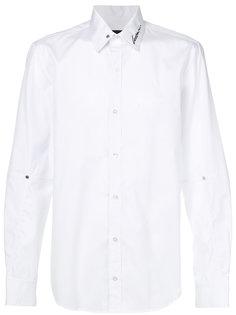 рубашка с вышивкой Icosae