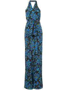 комбинезон с цветочной вышивкой Diane Von Furstenberg