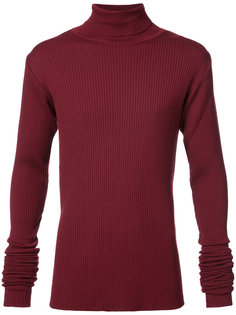 turtleneck ribbed sweater Y / Project