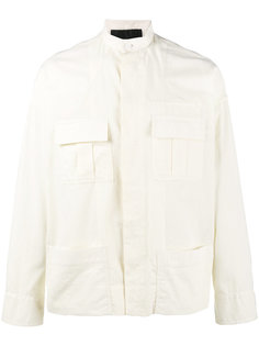 рубашка в стиле милитари Gardone Haider Ackermann