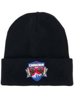 шапка с нашивкой Canadian Dsquared2