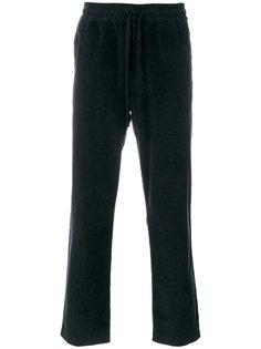 вельветовые брюки с эластичным поясом Barena