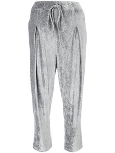 укороченные спортивные брюки  Andrea Yaaqov